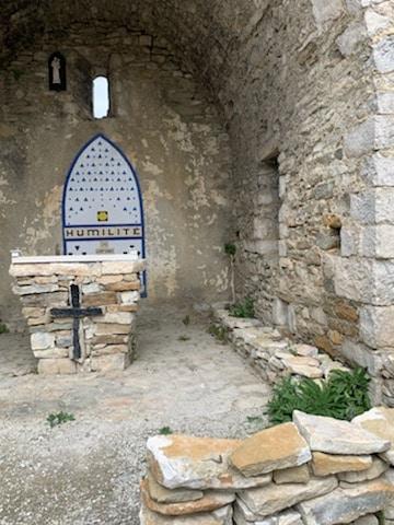 Eglise village de Chabannes