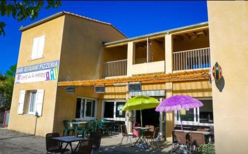 café de la mairie chateauneuf val saint donat bar brasserie restaurant